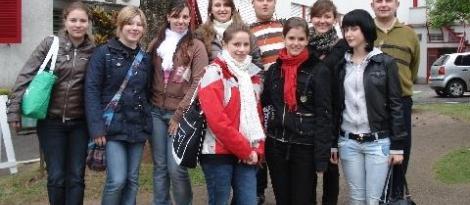 IENH recebe estudantes do Intercâmbio Brasil/ Alemanha
