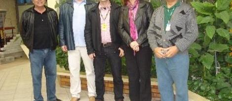 Colaboradores da IENH visitam Escola Federal de Educação Tecnológica