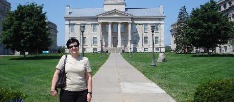 Docente da IENH participa de Intercâmbio de Estudos nos Estados Unidos