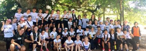 Night Track: dia de aventura e imersão em Inglês e Espanhol