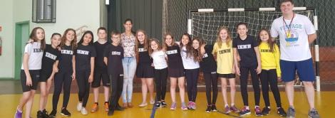 Novos integrantes no Grêmio Estudantil da Unidade Pindorama