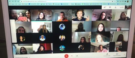 Personagens são tema de atividade especial com alunos da Unidade Fundação Evangélica