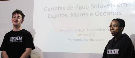 Pesquisa e colaboratividade no projeto de iniciação científica da Unidade Fundação Evangélica
