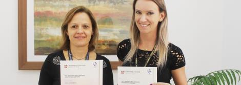 Professoras do Currículo Bilíngue da IENH conquistam nota máxima no exame de Cambridge