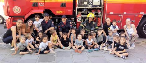 Projeto de estudos da Educação Infantil promove programação especial para as crianças