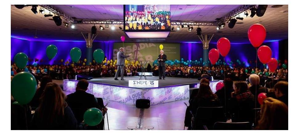 Representantes da IENH participam do 14º Congresso do Ensino Privado Gaúcho do SINEPE/RS
