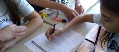 Resolução de problemas é tema de aula de Programação no Currículo Bilíngue