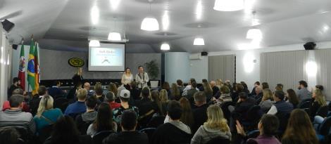 Soft skills e empreendedorismo são discutidos em palestra na IENH