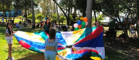 Unidade Pindorama promove Piquenique de Integração no Sítio Ecoparque