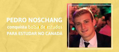 """""""Vai mudar na vida para sempre"""": ex-aluno da IENH conquista bolsa de estudos para estudar no Canadá"""