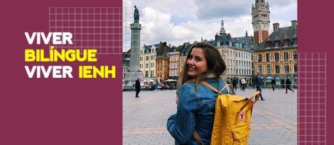 #ViverBilíngue – Conquistas e experiências da ex-aluna Susan a partir do Currículo Bilíngue