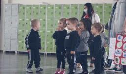 Observação: não é exigido o uso de máscara para as crianças do Nível 2.