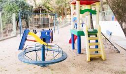 Pátio da Educação Infantil - Nível 2
